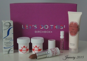 Birchbox Canada January 2015